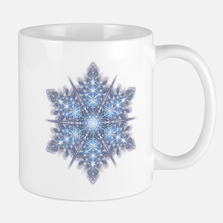 Snowflake 23 Mug