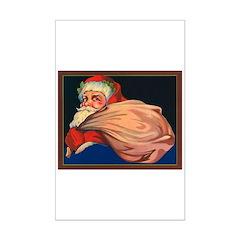 Santa Lemons Posters