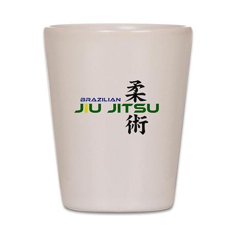Brazilian Jiu Jitsu Shot Glass