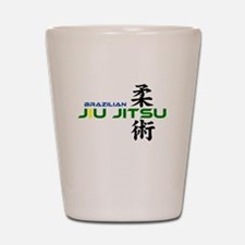 Brazilian Jiu Jitsu Shot Glass