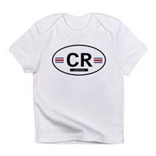 Unique Costa rica Infant T-Shirt