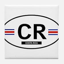 Unique Costa rica Tile Coaster