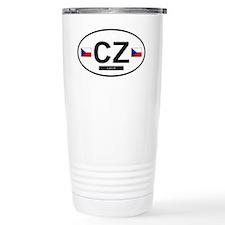 Unique Bohemia Travel Mug