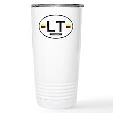 Lithiuania 2F Travel Mug