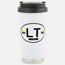 Lithiuania 2F Travel Mug