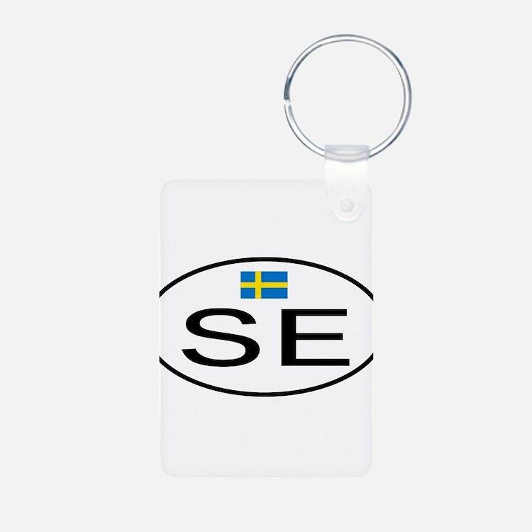 Sweden Keychains
