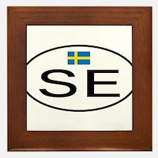 Sweden Framed Tile