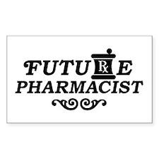 Future Pharmacist Decal