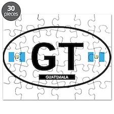 Unique Guatemala Puzzle