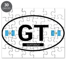 Cute Guatemala Puzzle