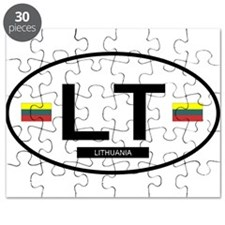 Lithiuania 2F Puzzle