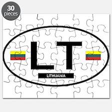 Lithiuania 2F Puzzle