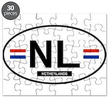 Unique Netherlands Puzzle