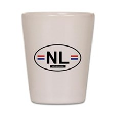 Cute Nl Shot Glass