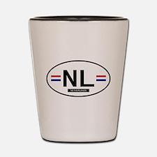 Cool Amsterdam Shot Glass