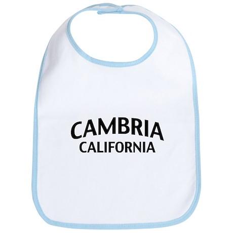 Cambria California Bib