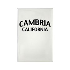 Cambria California Rectangle Magnet