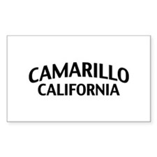 Camarillo California Decal