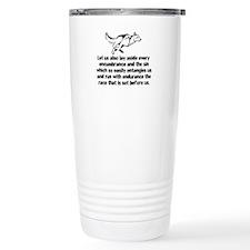 Alpha Male Discipline Travel Mug