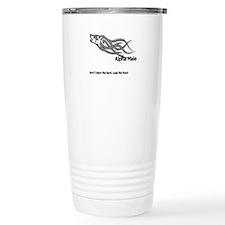 Alpha Male Thermos Mug