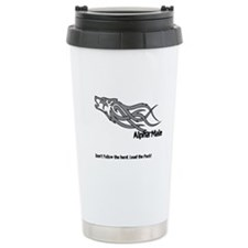 Alpha Male Travel Mug