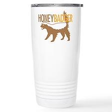 Honey Badger Cool Travel Mug