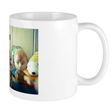The Doctor is In Mug
