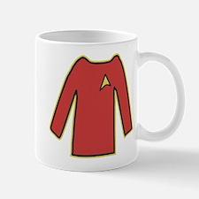 Star Trek Red Shirt Mug