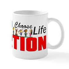 """Adoption: Choose Life"" Mug"