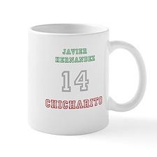 14 chicharito Mugs