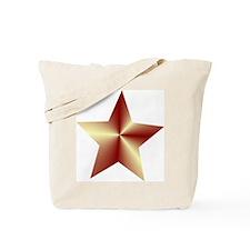 Bronze Star Tote Bag