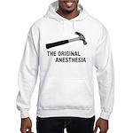 The Original Anesthesia Hooded Sweatshirt