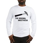 The Original Anesthesia Long Sleeve T-Shirt