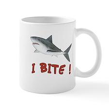 Shark - I Bite - Mug