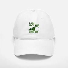 T Rex Don't Like Pushups Baseball Baseball Cap