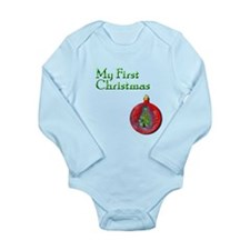 Baby's First Long Sleeve Infant Bodysuit