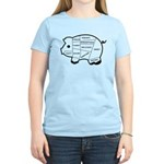 Pig Eater's Chart Women's Light T-Shirt
