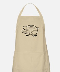 Pig Eater's Chart Apron