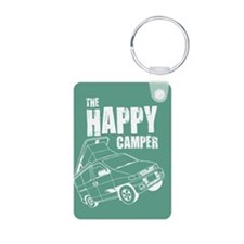 The Happy Camper Keychains