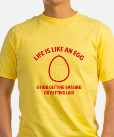 Life is like an egg T