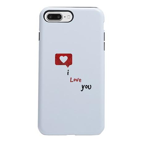 love ?? iPhone 7 Plus Tough Case