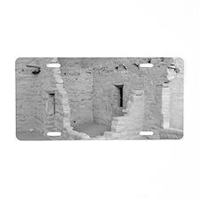 Heritage Aluminum License Plate