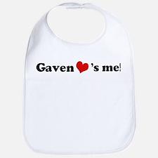Gaven loves me Bib