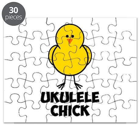 Ukulele Chick Puzzle