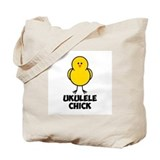 Ukulele Canvas Totes