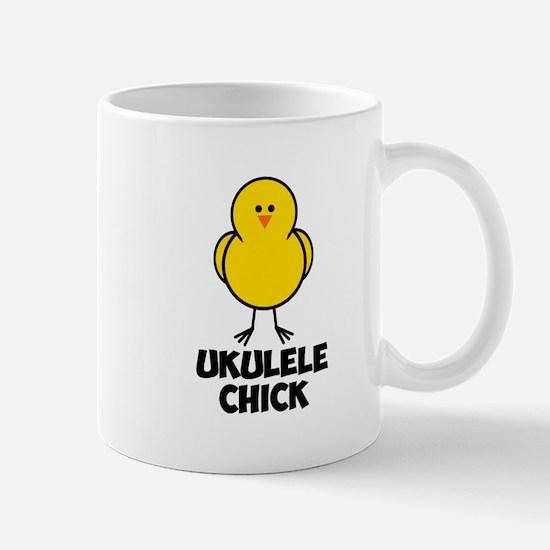 Ukulele Chick Mug