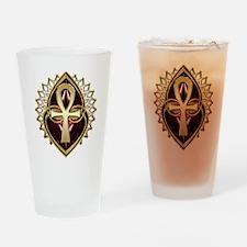 ANKH LOVE 1 Drinking Glass