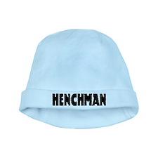 HENCHMAN baby hat