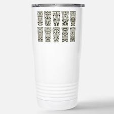 Cute Tiki Travel Mug