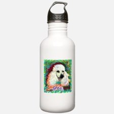 Standard Poodle Water Bottle